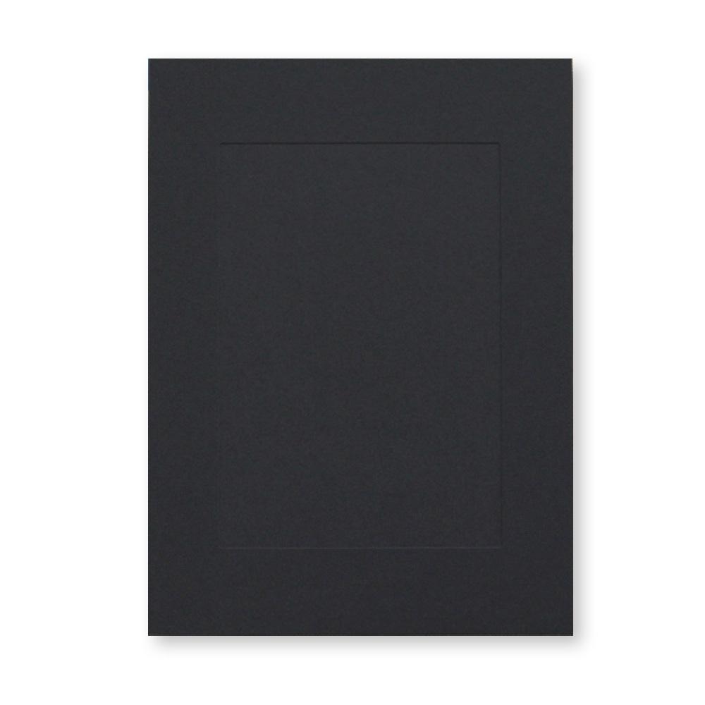 モッズアンドビュー ペーパーフォトフレーム ブラック Lサイズ 30枚入