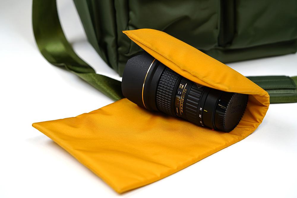 【数量限定生産!】ARTISAN&ARTIST アルティザン&アーティスト カメラバッグ ダークグリーン GDR-212N-DG