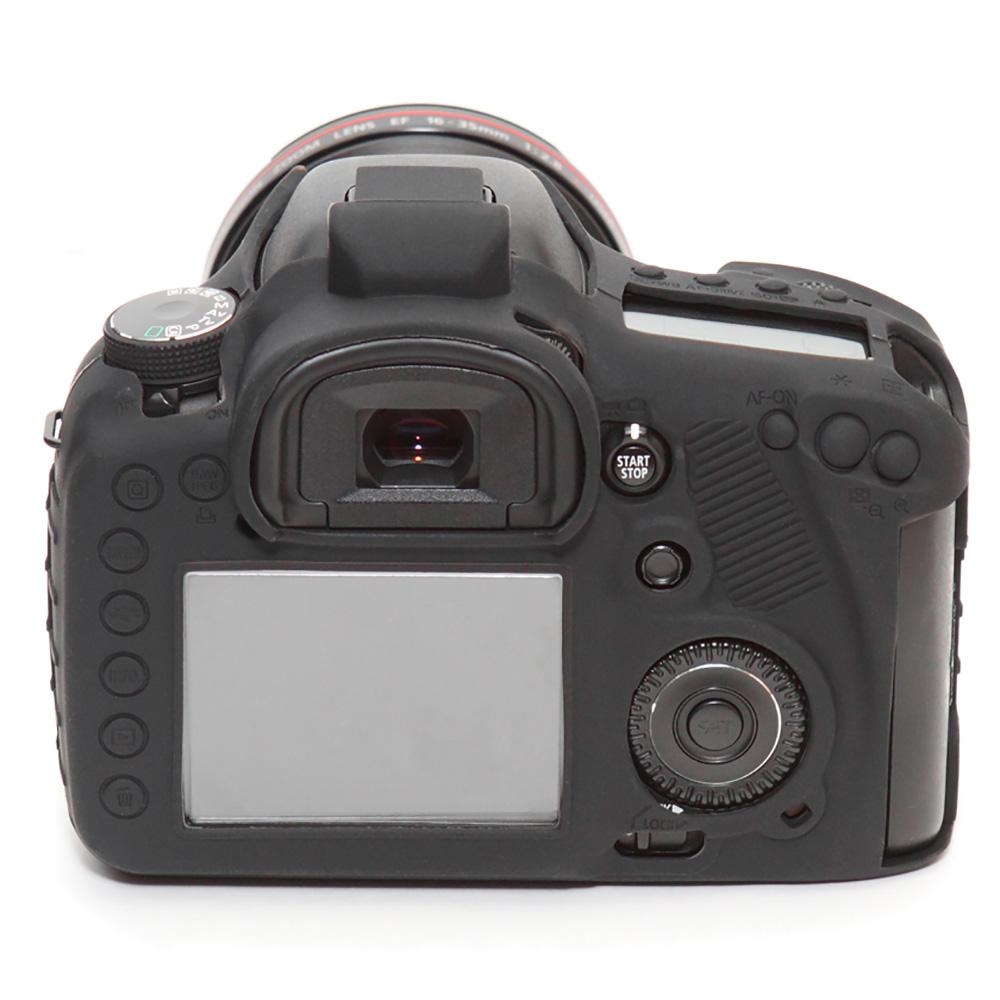 イージーカバー Canon EOS 7D 用 ブラック