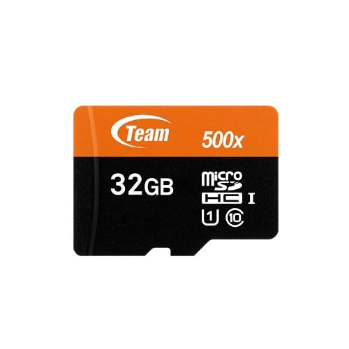 Team Japan 高速転送UHS-I規格対応 Class10 microSDHCカード 32GB 変換アダプター付属 チームジャパン マイクロSDカード TUSDH32GUHS03 10年保証