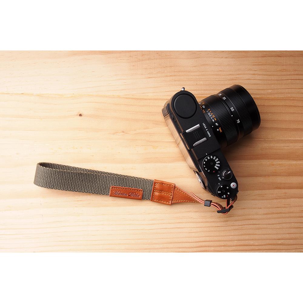 Martin Duke ミラーレス&コンパクトカメラ用ハンドストラップ TELA Hand strap Green DH21GR