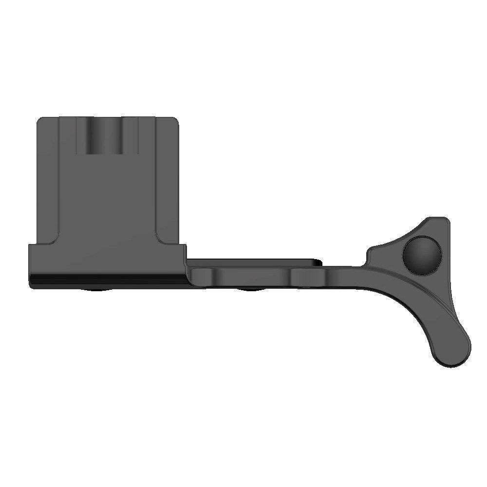 Thumbs Up EP-7S サムズアップ 親指グリップ FUJIFILM X-Pro1用 ブラック