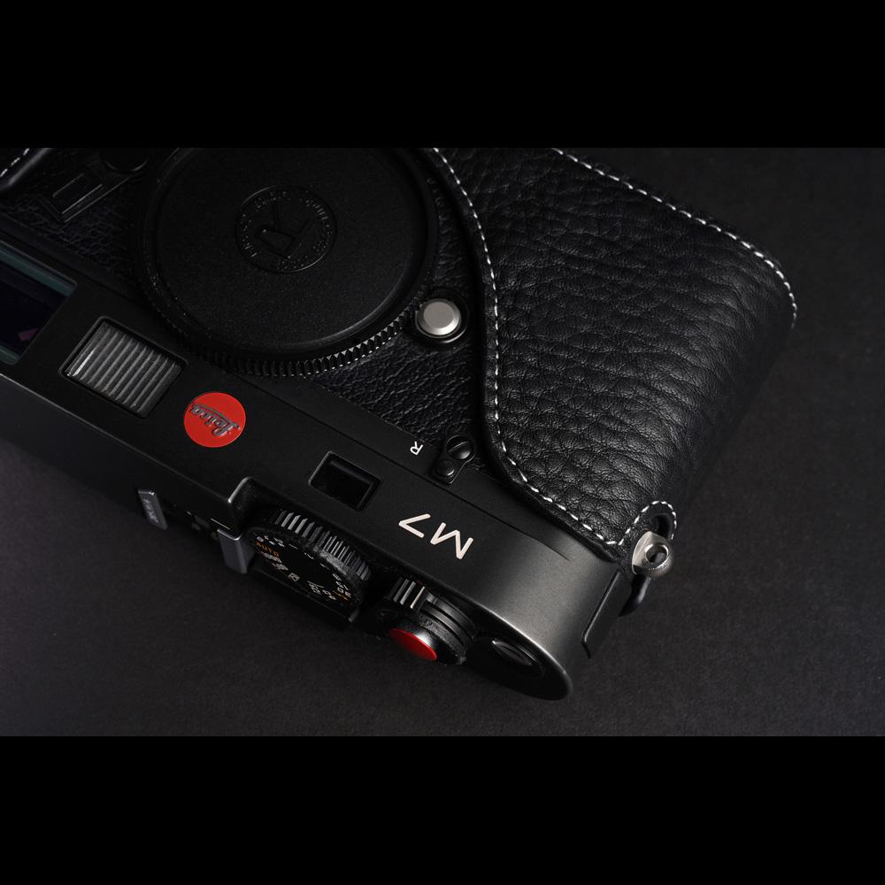 TP Original Leica M7 用 ボディーハーフケース ブラック