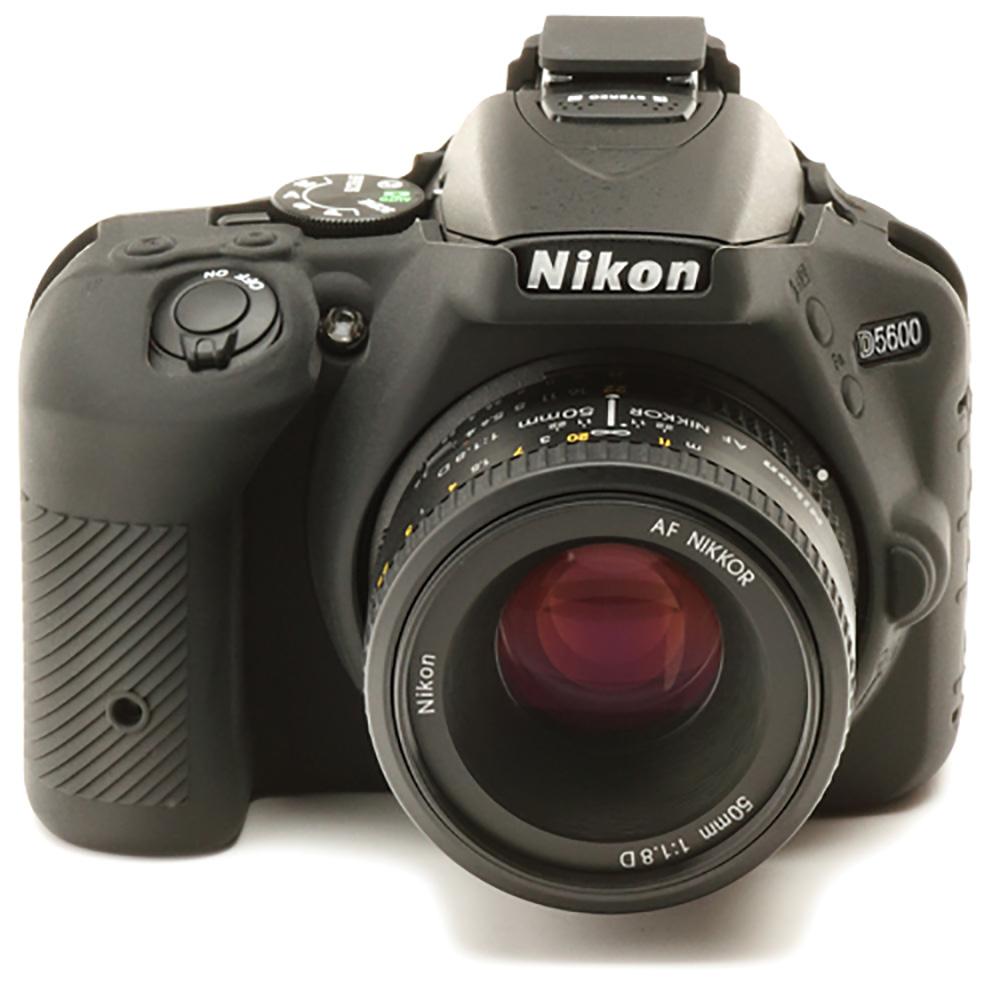 イージーカバー Nikon D5600 用 ブラック