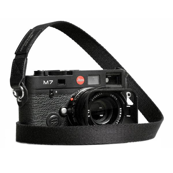 アルティザン・アンド・アーティスト ARTISAN&ARTIST ACAM-102 BLK カメラストラップ ブラック