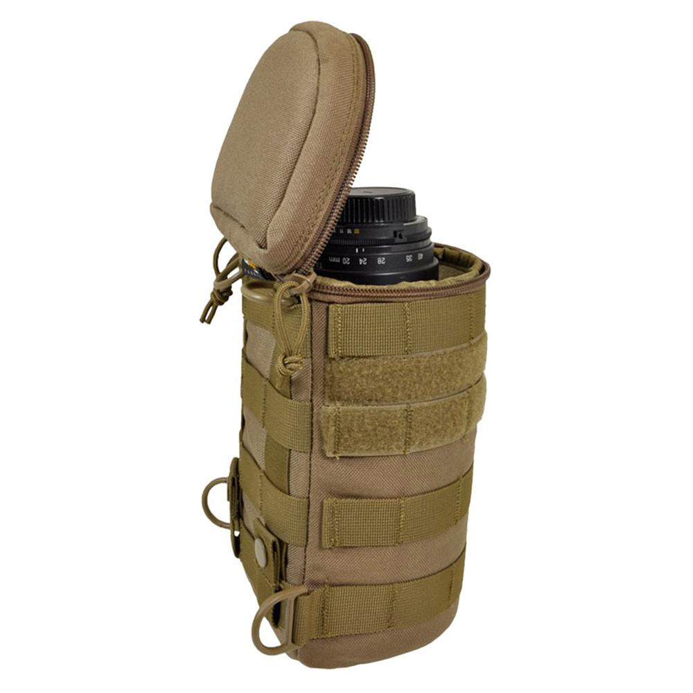 HAZARD4 レンズケース Jelly Roll (Large) - lens/scope/bottle padded case (Coyote)