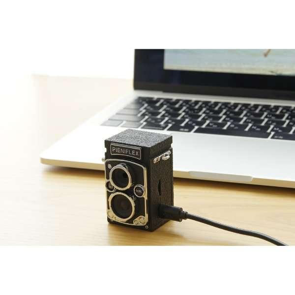 Kenko ケンコー KC-TY02 トイカメラ PIENIFLEX (ピエニフレックス) 8GB MicroSDカード付