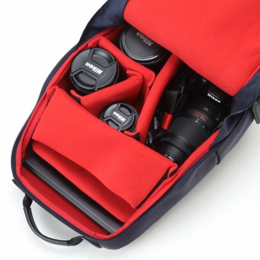 アルティザン・アンド・アーティスト ARTISAN&ARTIST RR4-06C BLK リュック型カメラバッグ ブラック