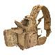 HAZARD4 一眼レフカメラ用 スリングカメラバッグ Freelance - photo and drone tactical sling-pack (Coyote)