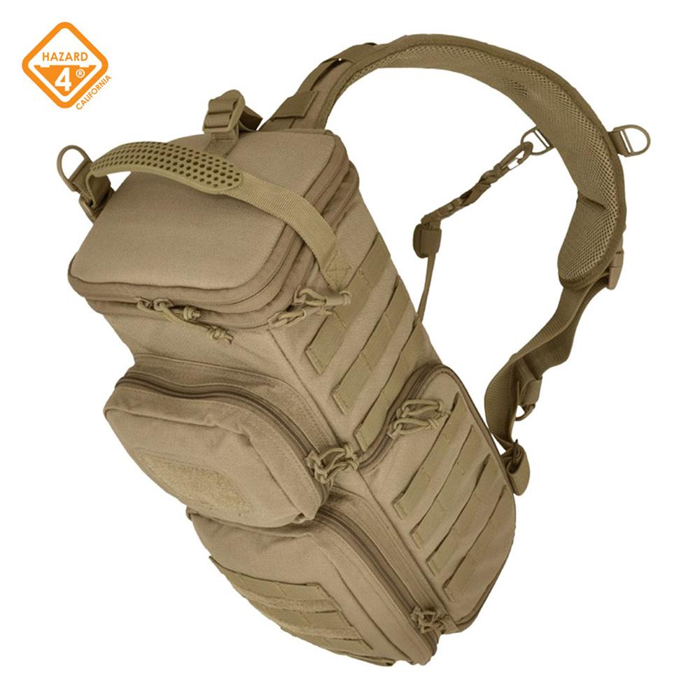 HAZARD4 一眼レフカメラ用 スリングカメラバッグ Photo-Recon - tactical optics sling pack (Coyote)