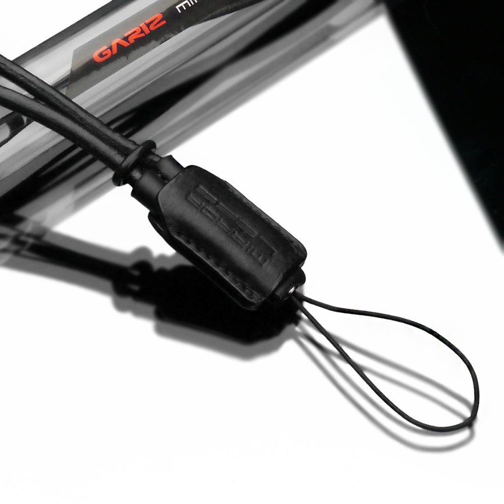 GARIZ 本革カメラリストストラップ XS-WSL1 ブラック