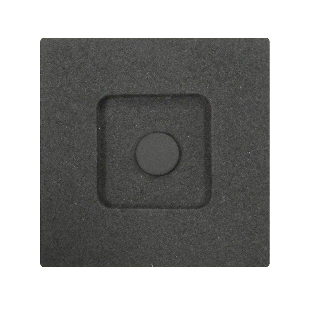 Kカンパニー レリーズボタン 10mm ブラックマット [ねじ込みタイプ]