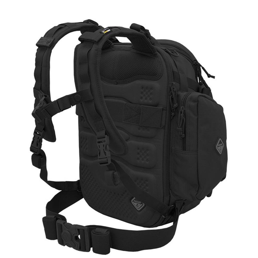 HAZARD4 デイパック バックパック Drawbridge - beavertail daypack Black