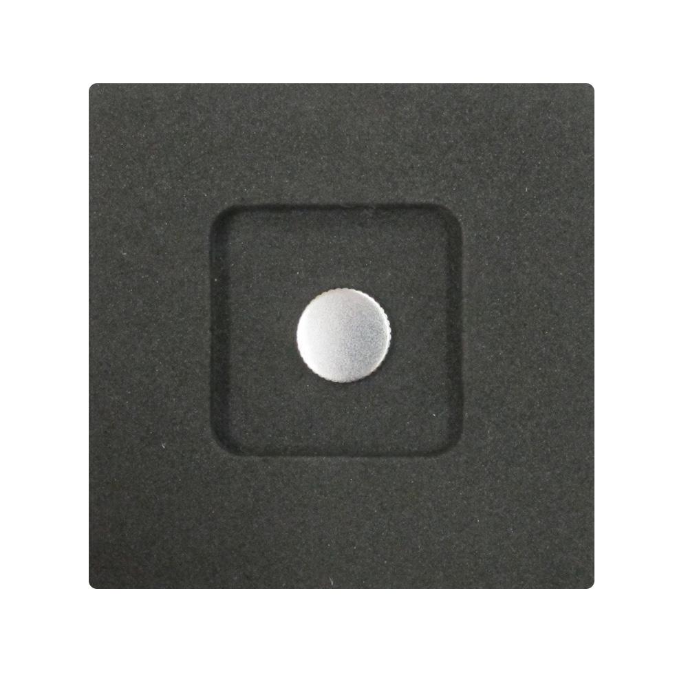 Kカンパニー レリーズボタン 10mm ダークアンティークシルバー [ねじ込みタイプ]