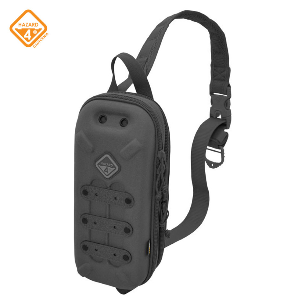 HAZARD4 コンパクトカメラ用 スリングカメラバッグ Bandoleer - mini shell sling Black