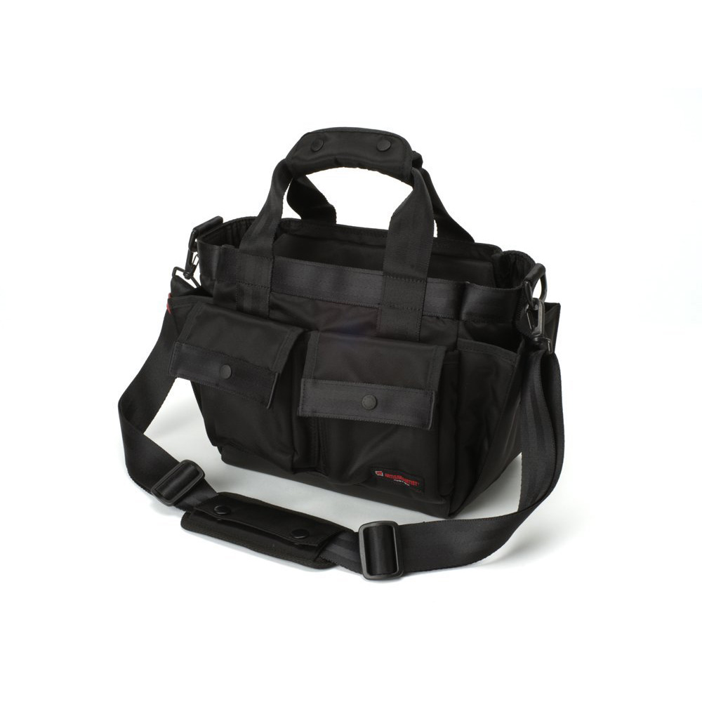 ARTISAN&ARTIST アルティザン&アーティスト カメラバッグ ブラック GDR-211N-BLK