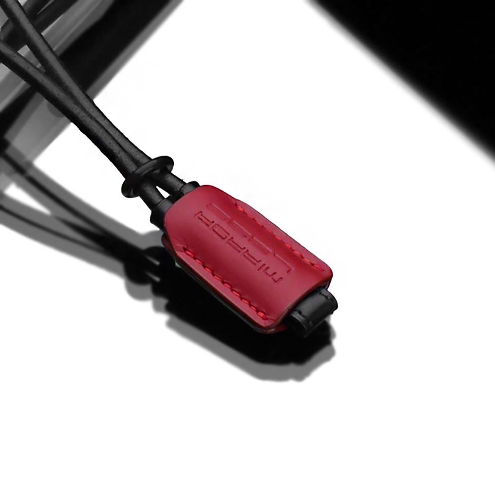 GARIZ 本革カメラリストストラップ XS-WB2 レッド