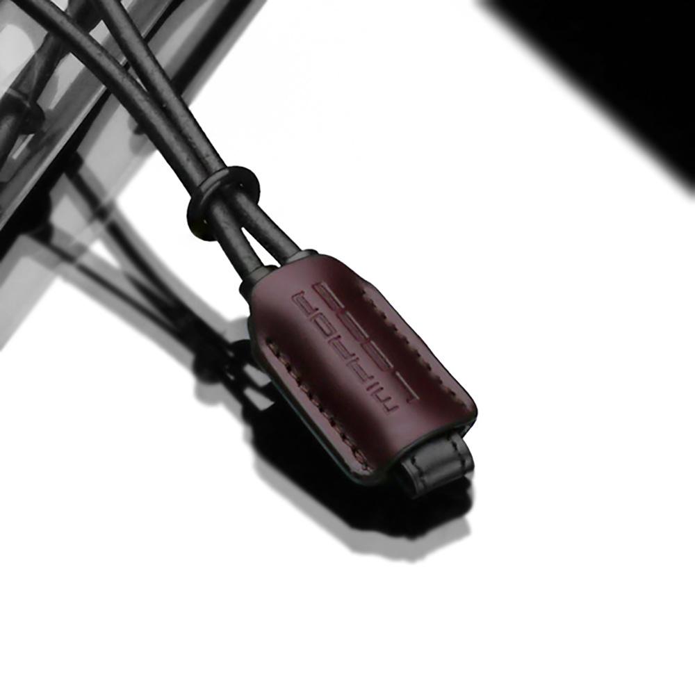 GARIZ 本革カメラリストストラップ XS-WB3 ブラウン