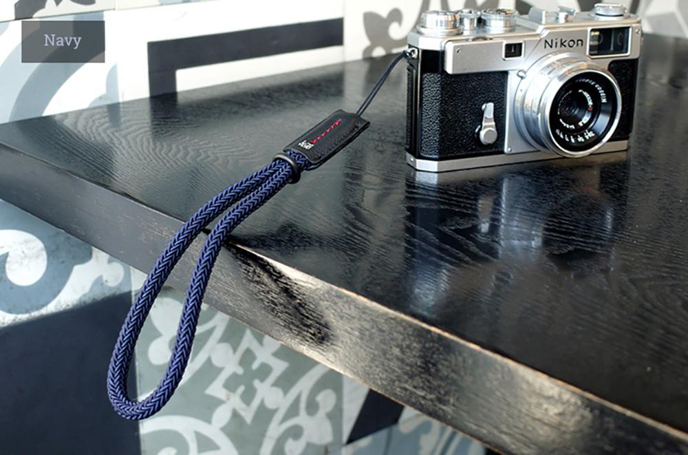 ARNUVO アルヌボ シルキーロープ カメラストラップ Silkyrope WS(先細紐タイプ)