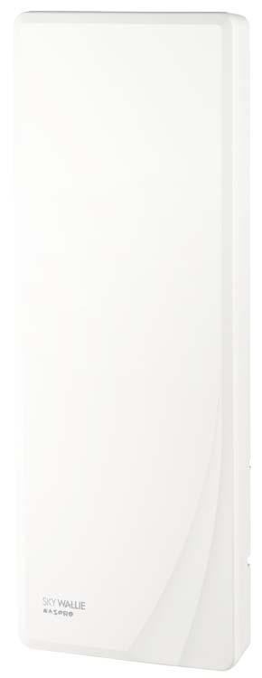(4台セット)マスプロ 地上デジタル放送用UHF平面アンテナ スカイウォーリー 20素子アンテナ相当 U2SWLA20 ウォームホワイト