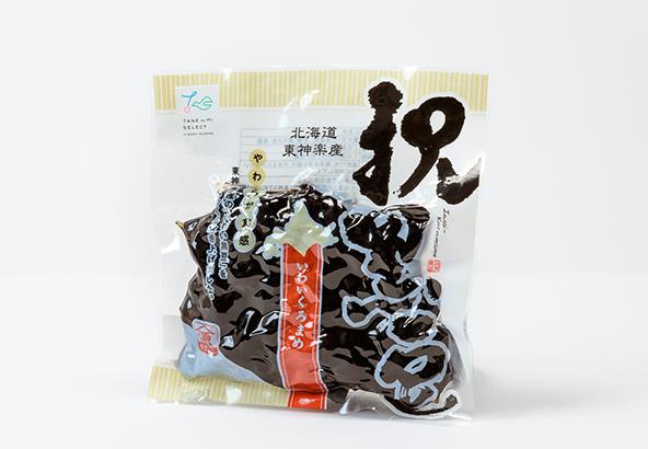 【送料無料】滋味たっぷりな4点(鮭・黒豆・玄米茶・そば)セット
