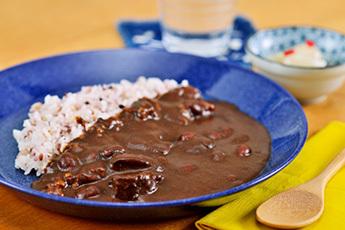 【送料無料】欧風の東神楽黒豆を使った黒豆カレー