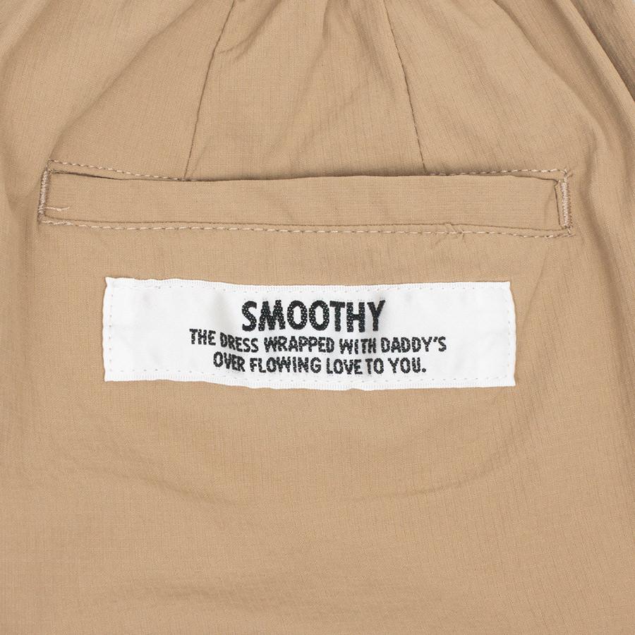 SMOOTHY タックサルエルパンツ 25pt-04
