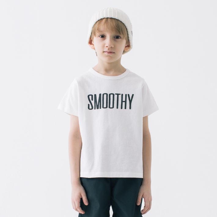 SMOOTHY SMOOTHYロゴTee 25t-03