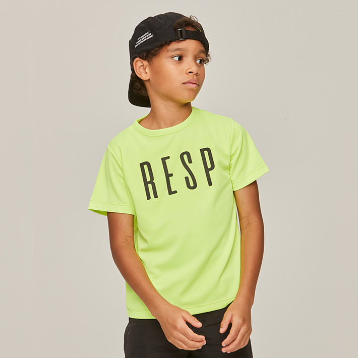 RESP RESPロゴTee 09rscs-08
