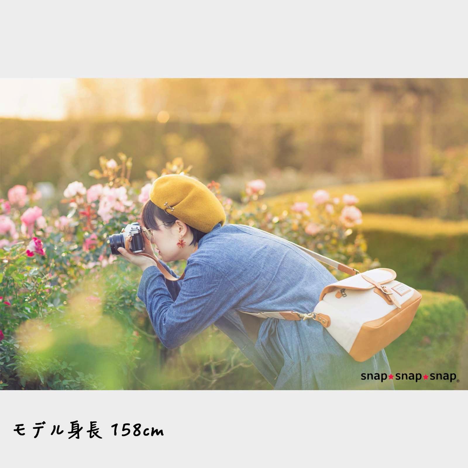 カメラバッグ★1st STAR★ KINARI
