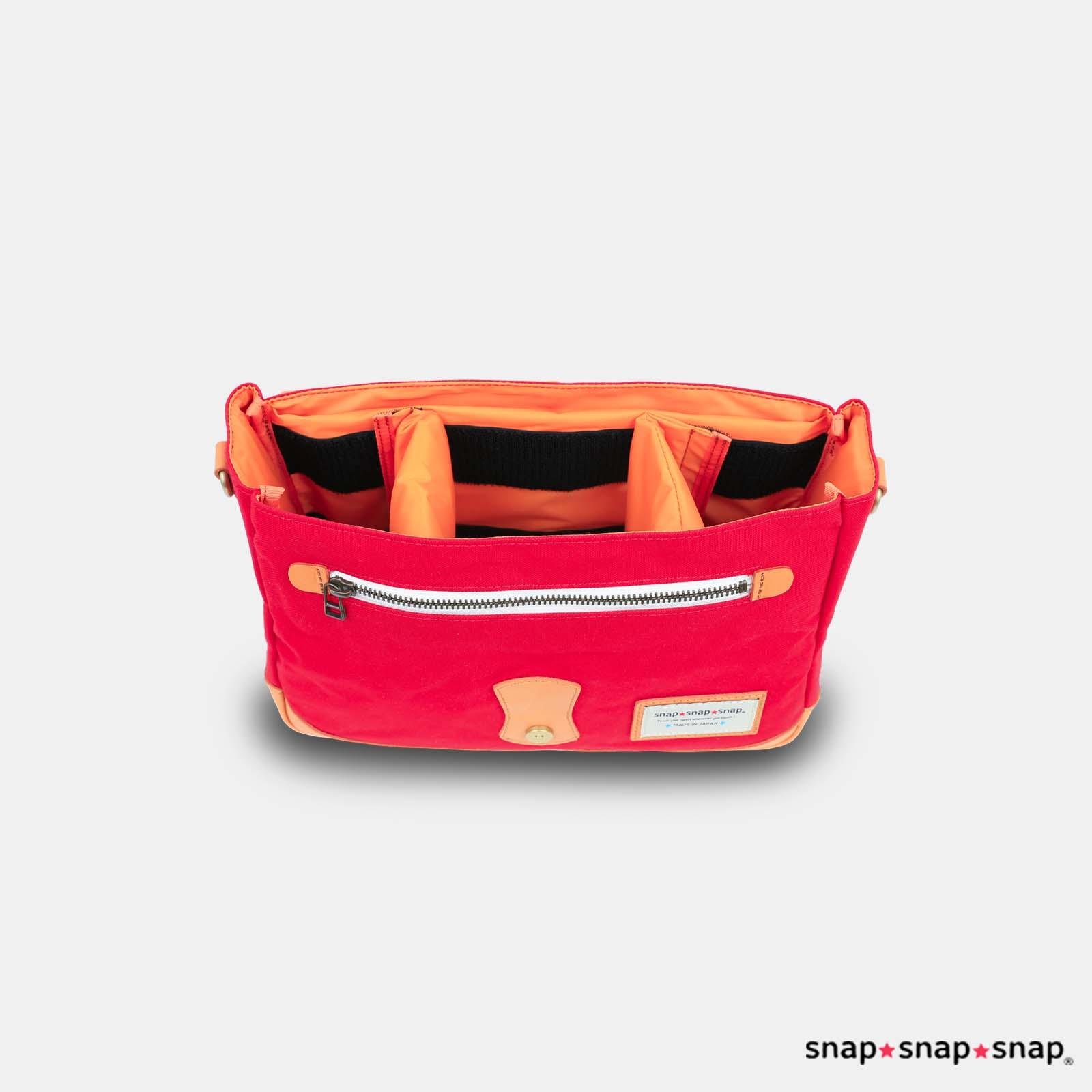 カメラバッグ ★1st STAR★ RED