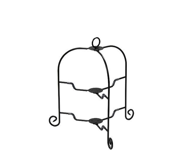 【用】折り畳みアイアンスタンド 2段