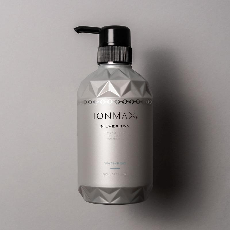 IONMAX ヘアシャンプー 500mlボトル