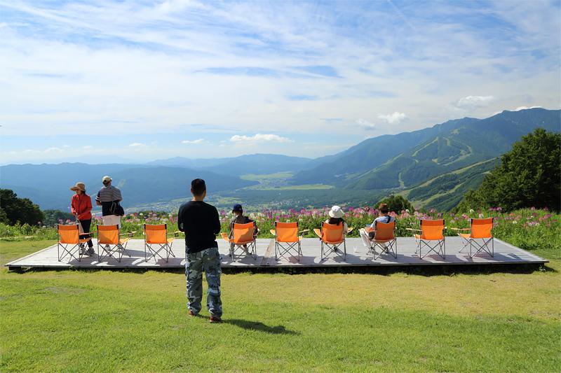白馬岩岳マウンテンリゾート往復乗車券(小人)