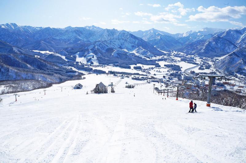 岩原 & 上国 共通リフトロング1日券[ジュニア]