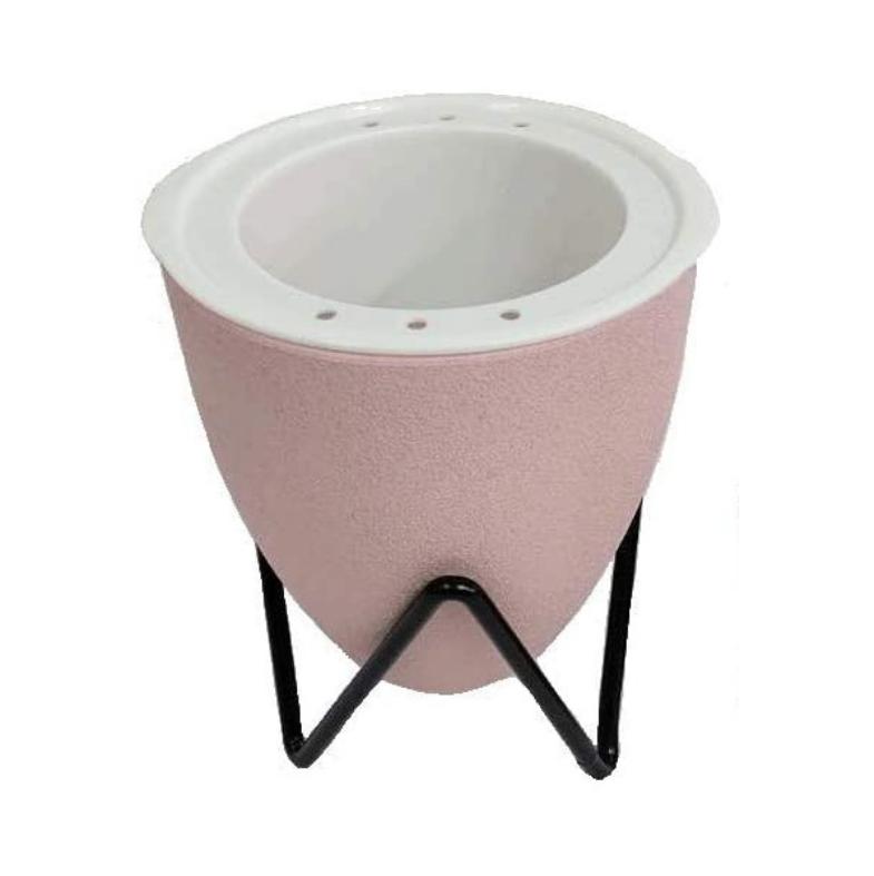 イージーポット 寄せ植えセット 底面給水ポット Bシリーズ 305 (ピンク)
