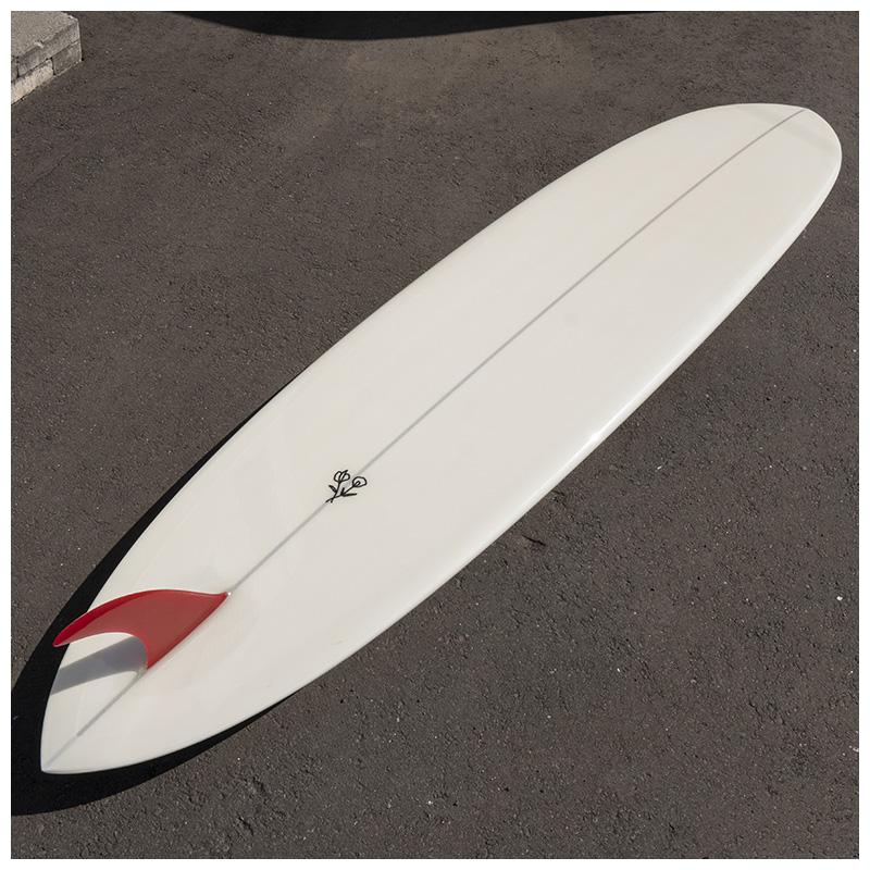 "DASH Surfboards Rose 8'8"""
