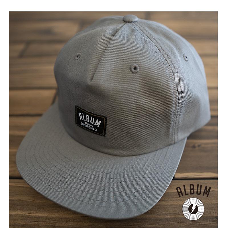 Album Surfboards Thinking Cap-Gray