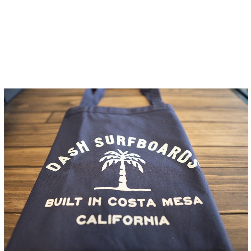 DASH Surfboards Logo Tote Bag