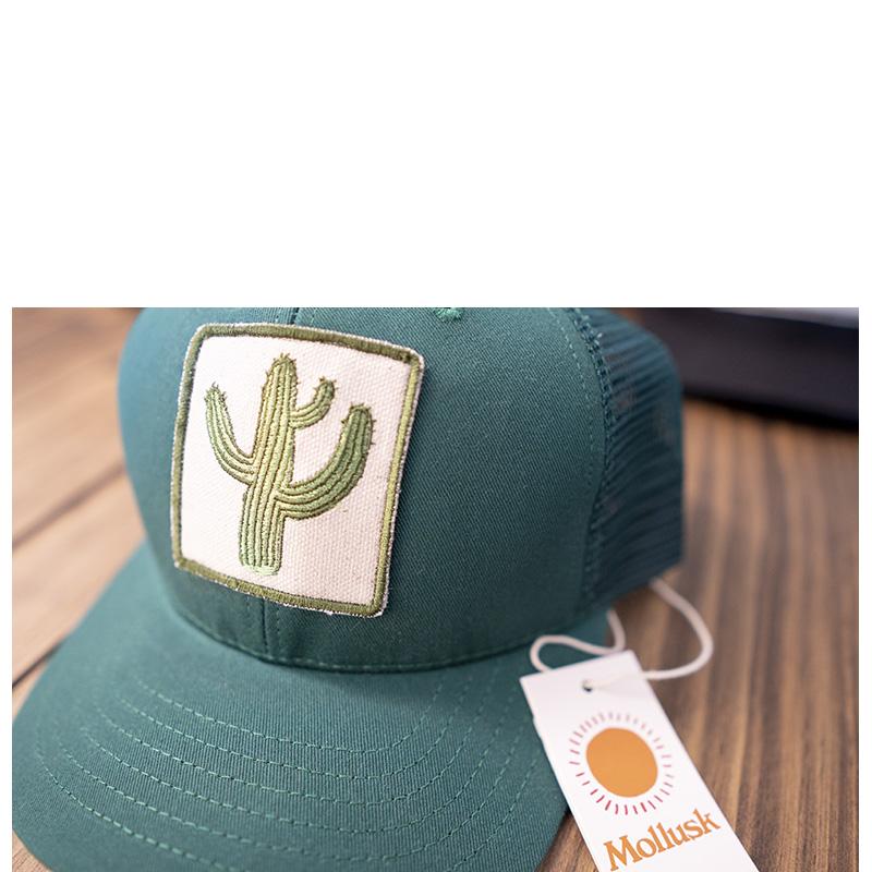 Mollusk Cactus Patch Trucker Hat