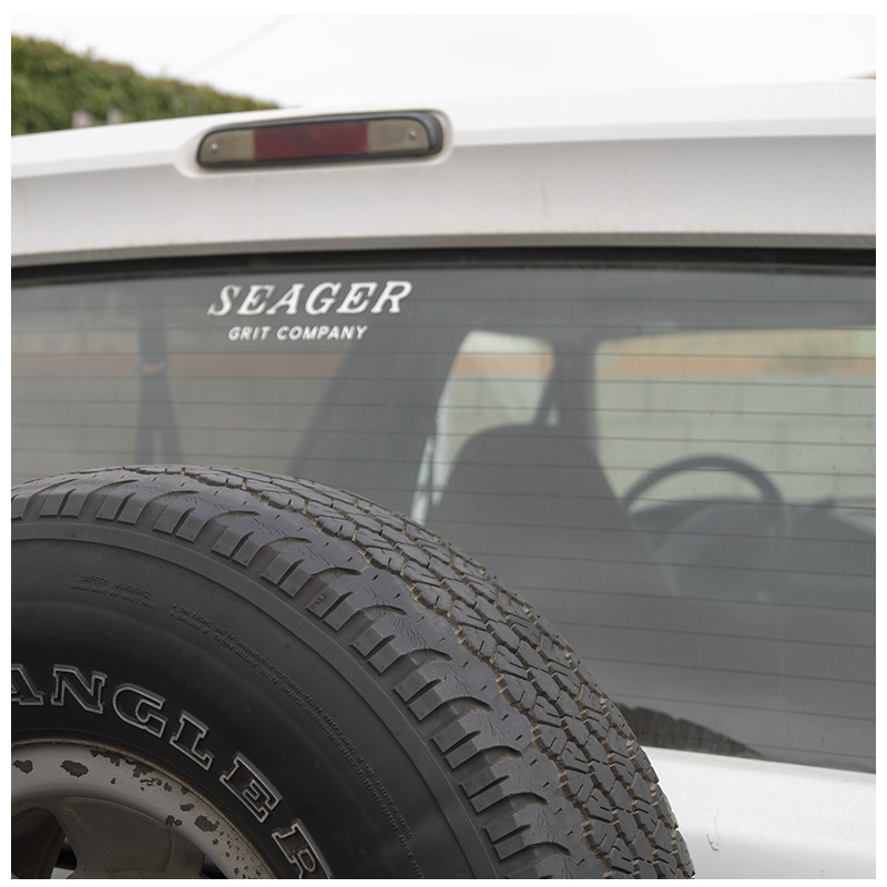 SEAGER 'Ford' Tee