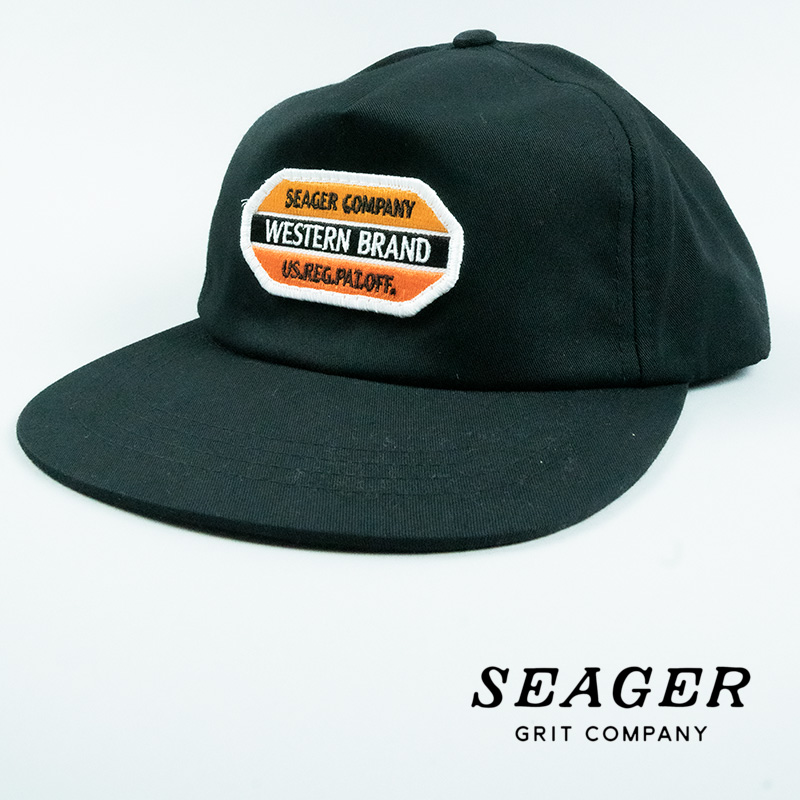 SEAGER 'Henry'5 Panel Hat