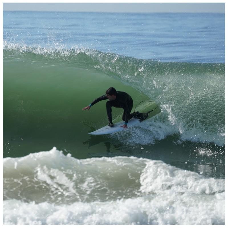 "DASH Surfboards Siamese Twin 5'6"""