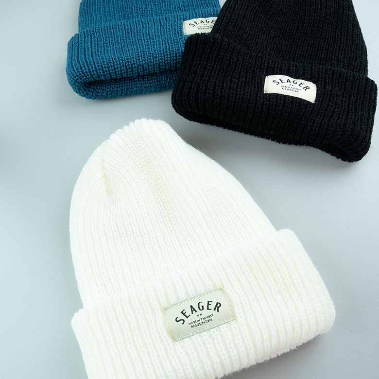 SEAGER 'Service' Beanie