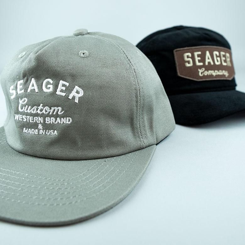SEAGER Badland 5 Panel Hat