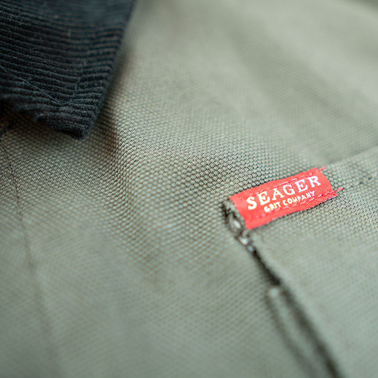 SEAGER Canvas Jacket