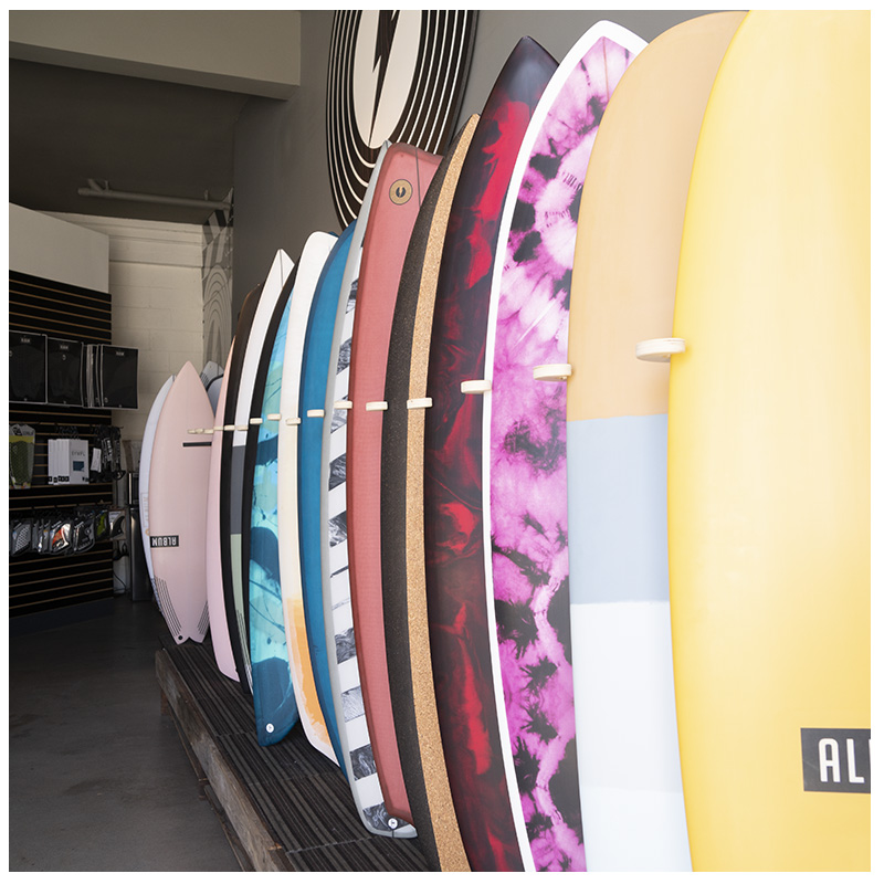 "Album Surfboards  Insanity  5'10"""
