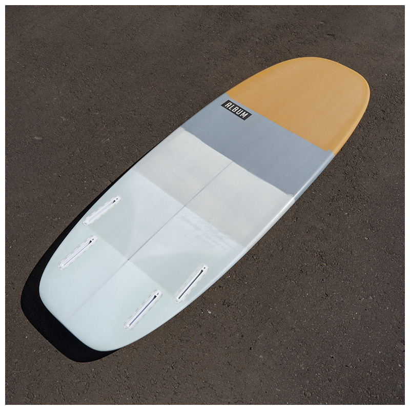 "Album Surfboards   Symphony  5'4"""