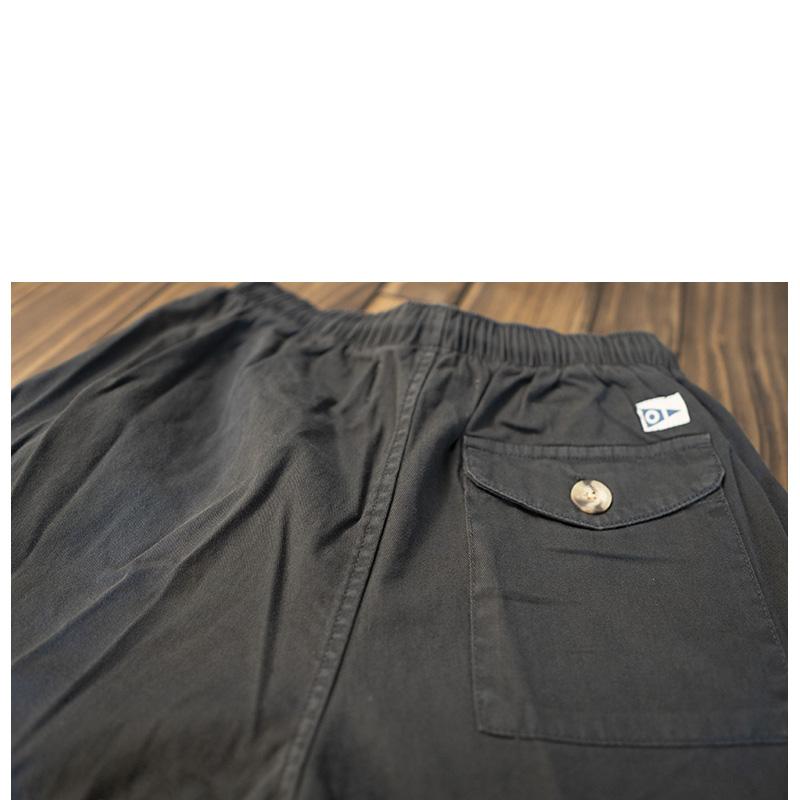 Mollusk Jeffrey Pants Faded Black