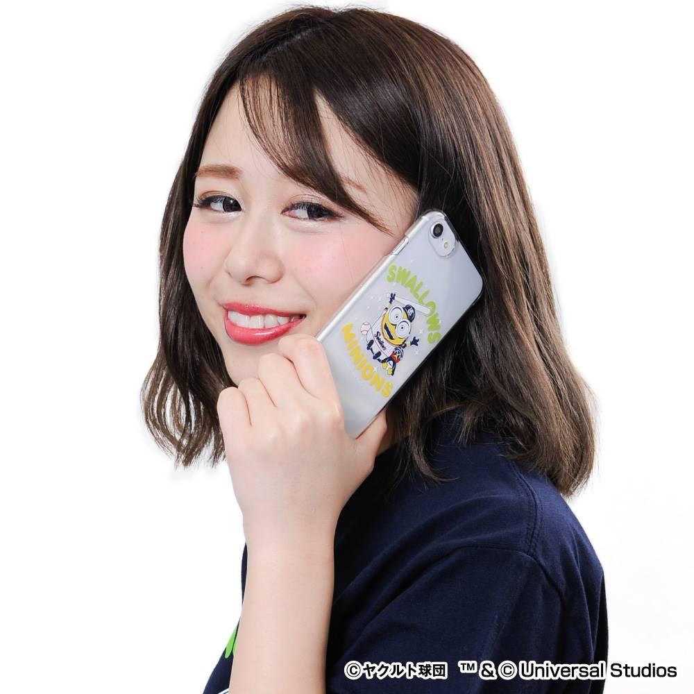 ミニオン×スワローズ iPhoneケース BOB